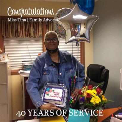Tina Family Advocate